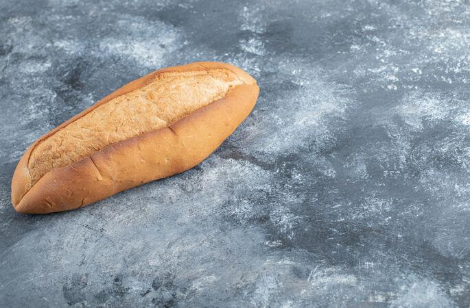 面包的广角照片高质量的照片