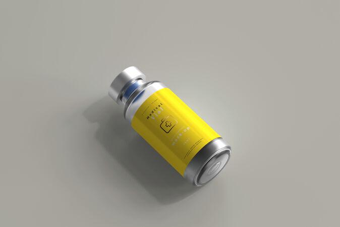 10ml小瓶模型
